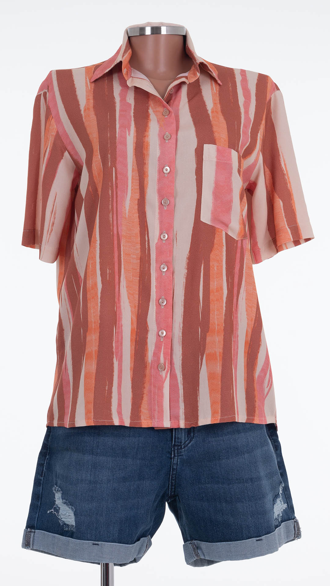 Camisa Theodora