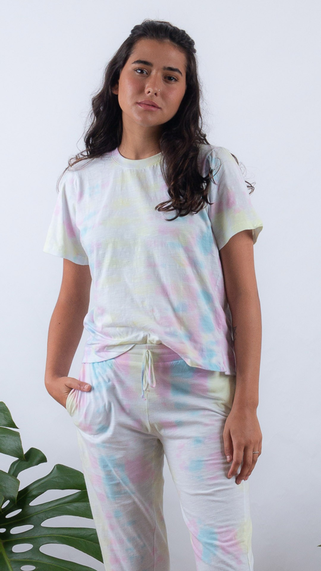 Conjunto Florita Tie Dye