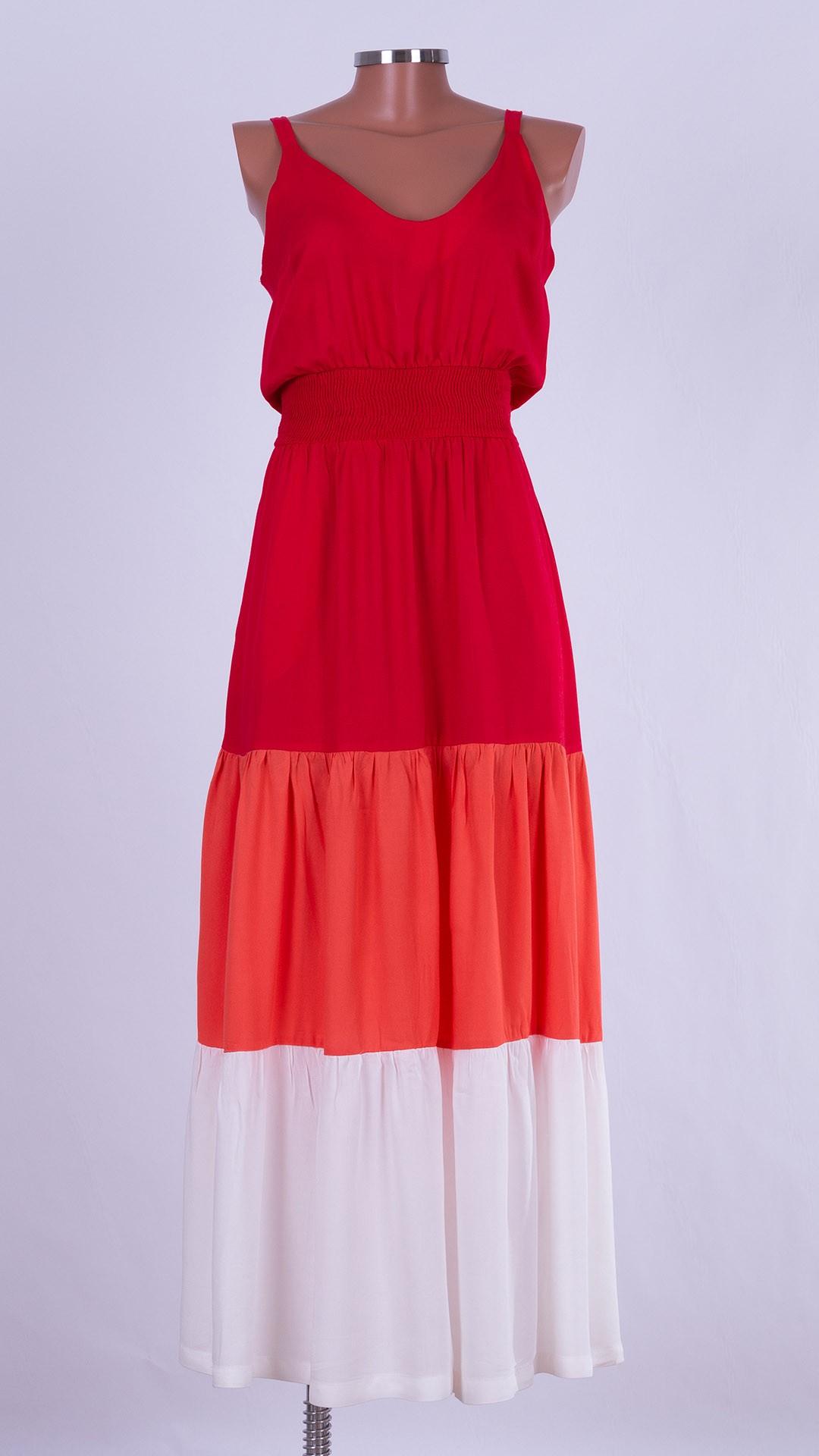 Vestido Ágatha Midi Três Cores