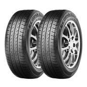 Kit 2 Pneus Bridgestone Aro 16 205/60r16 Ecopia EP150 92H