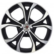 Kit 4 Rodas Aro 14x6 Ramlow New Civic Europeu 4x99 BD P580