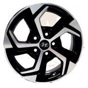 Kit 4 Rodas Aro 16x6 Hyundai Creta Sport 5x114 BD Krmai S08