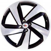 Kit 4 Rodas Aro 17x6 Vw Golf GTI 5X100 BD BRW 1330