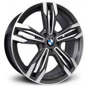 Kit 4 Rodas Aro 17x7 BMW M6 5x105 GD Krmai R56
