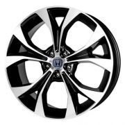 Kit 4 Rodas Aro 17x7 New Civic 5X114,3 BD Zk-510