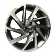 Kit 4 Rodas Aro 17x7 Vw Novo Polo 4x100 GD Krmai R93