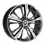 kit 4 Rodas Aro 18x7 BMW Serie 4 4x100 GD Krmai R55