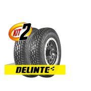 Kit Pneu Delinte Aro 16 285/75R16 DX-10 Bandit A/T 126/123S 2 Un
