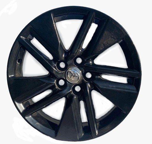 Jogo 4 Rodas Aro 16x6,5 Toyota Corolla 16x6,5 GLI BLACK