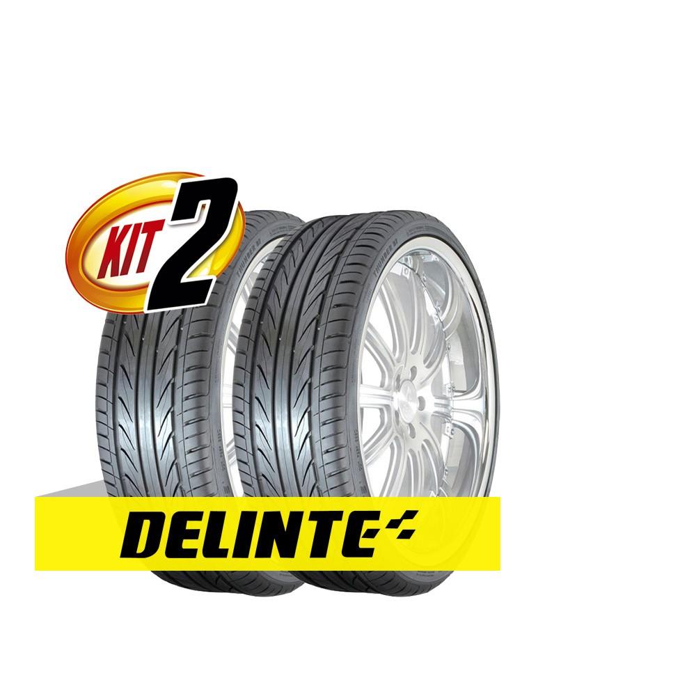 Kit 2 pneus Aro 20 245/40R20 99W Delinte D7