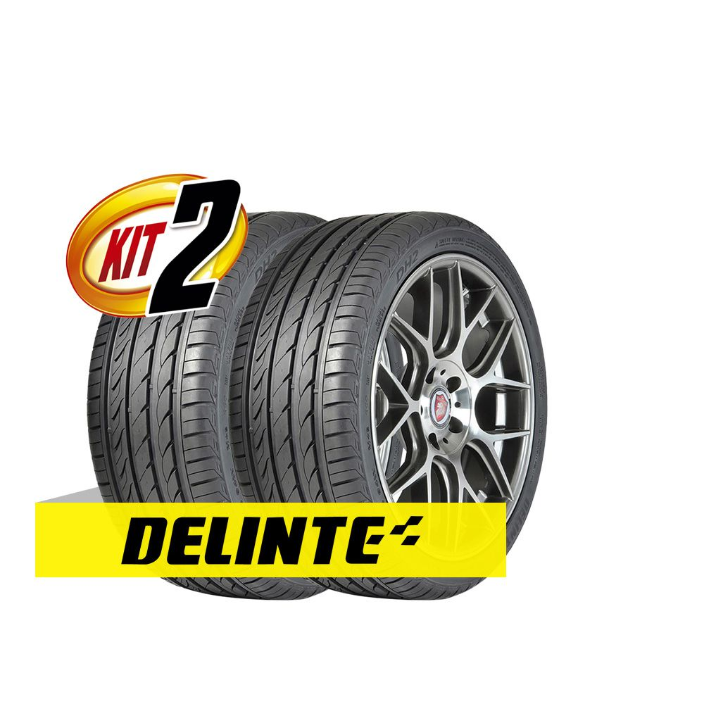 Kit 2 pneus Delinte DH2 175/65R15 84H