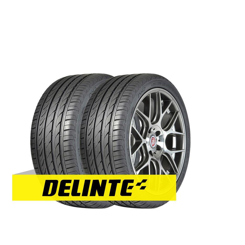 Kit 2 pneus Delinte DH2 225/55R18 102W