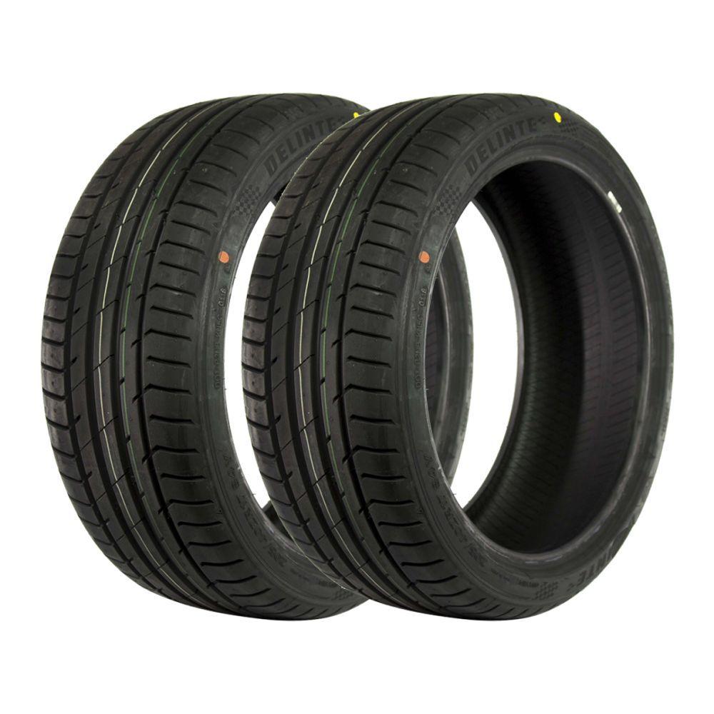 Kit 2 pneus Delinte DS7 Sport 215/45R17 91Y