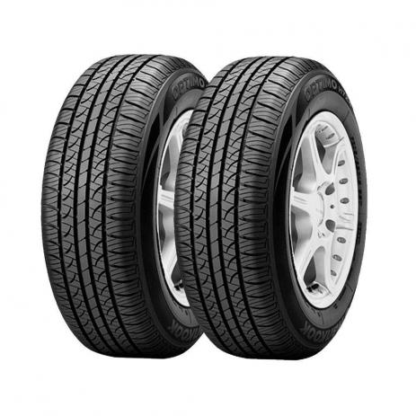 Kit 2 Pneus Hankook 175/65 Aro 14 Optimo H724
