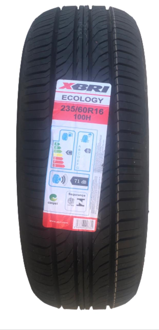 Kit 4 Pneu Xbri Aro 16 235/60R16 100H Ecology