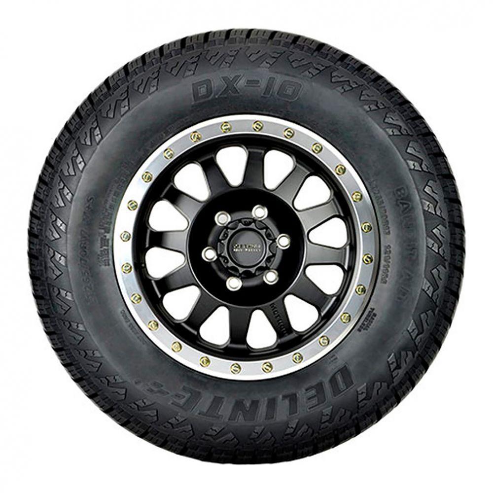 Kit 4 pneus 205/60 Aro 16 Delinte R16 92H DX-10 A/T Bandit