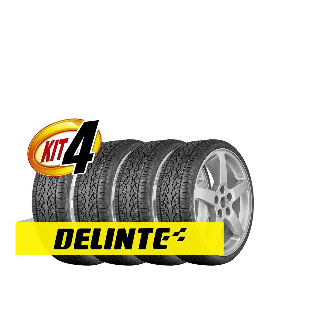 Kit 4 pneus 295/35 Aro 24 Delinte 110V XL D8+ Desert Strom