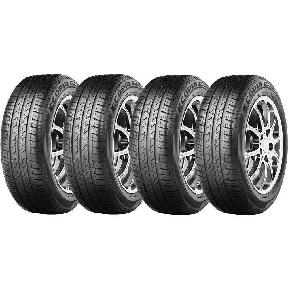 Kit 4 Pneus Bridgestone Aro 16 205/60r16 Ecopia EP150 92H