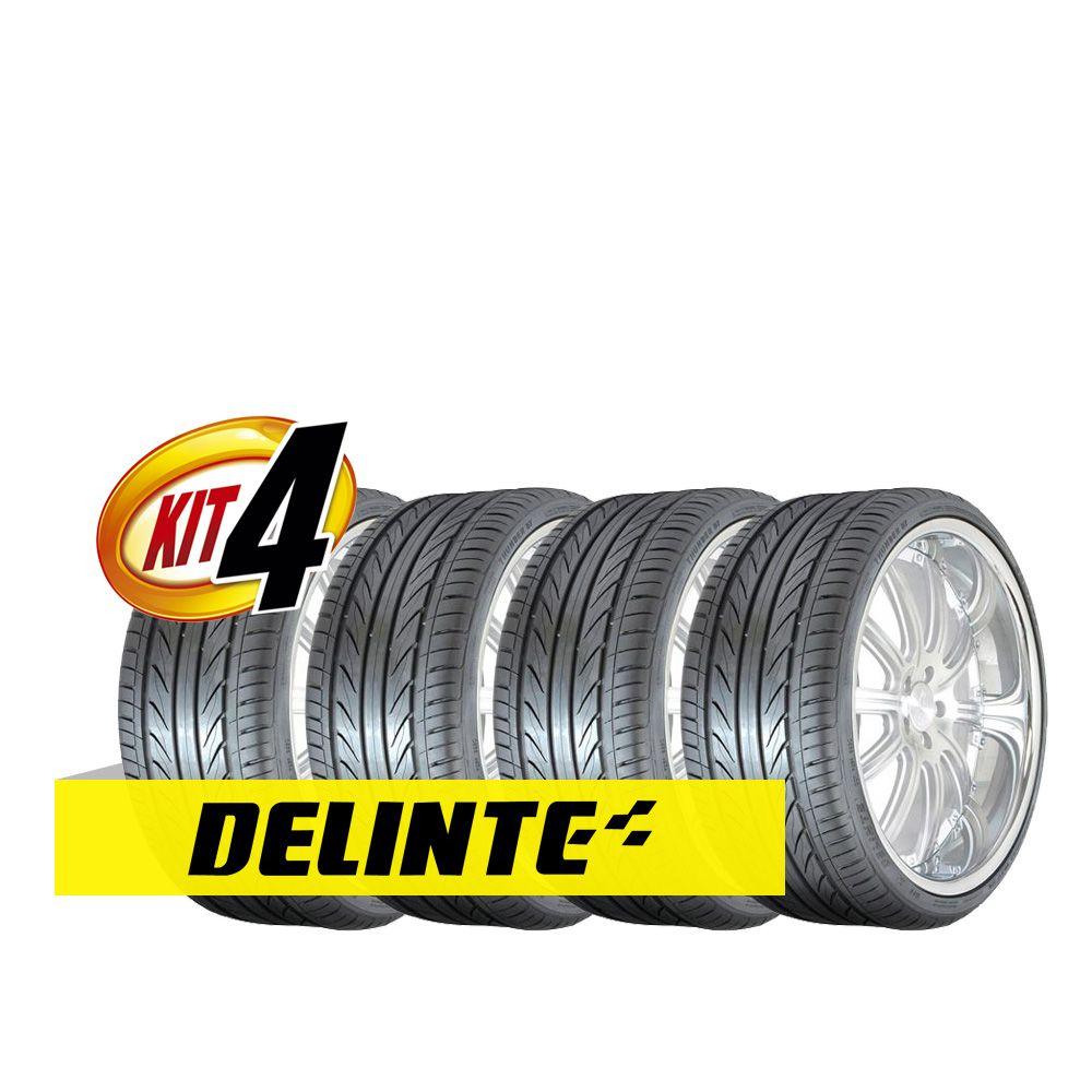 Kit 4 pneus Delinte D7 245/35R19 97W