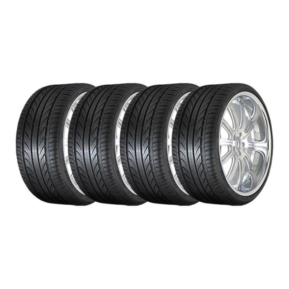 Kit 4 pneus Delinte D7 245/40R20 99W