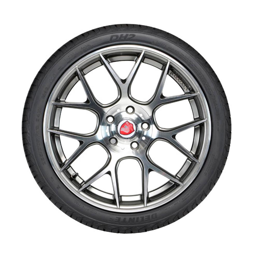 Kit 4 pneus Delinte DH2 215/35R18 84W