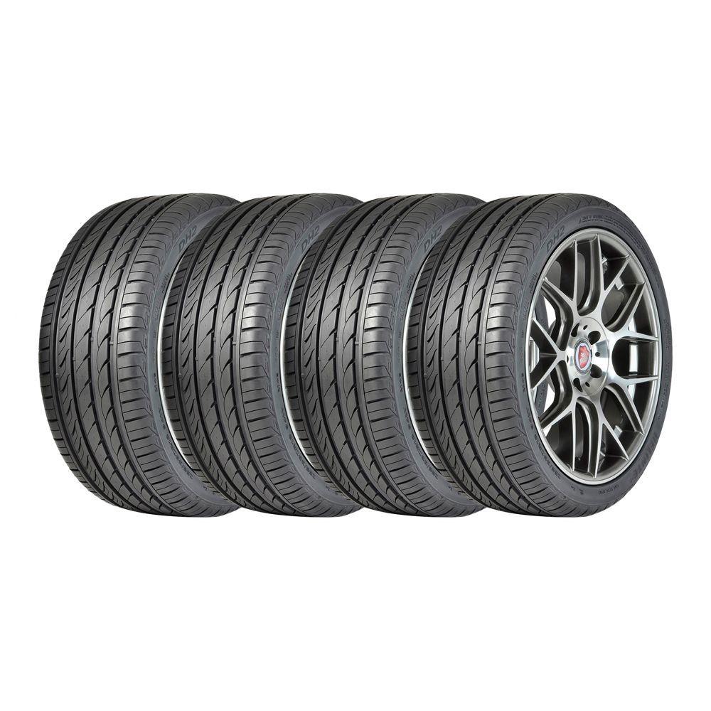 Kit 4 pneus Delinte DH2 245/35R18 92W