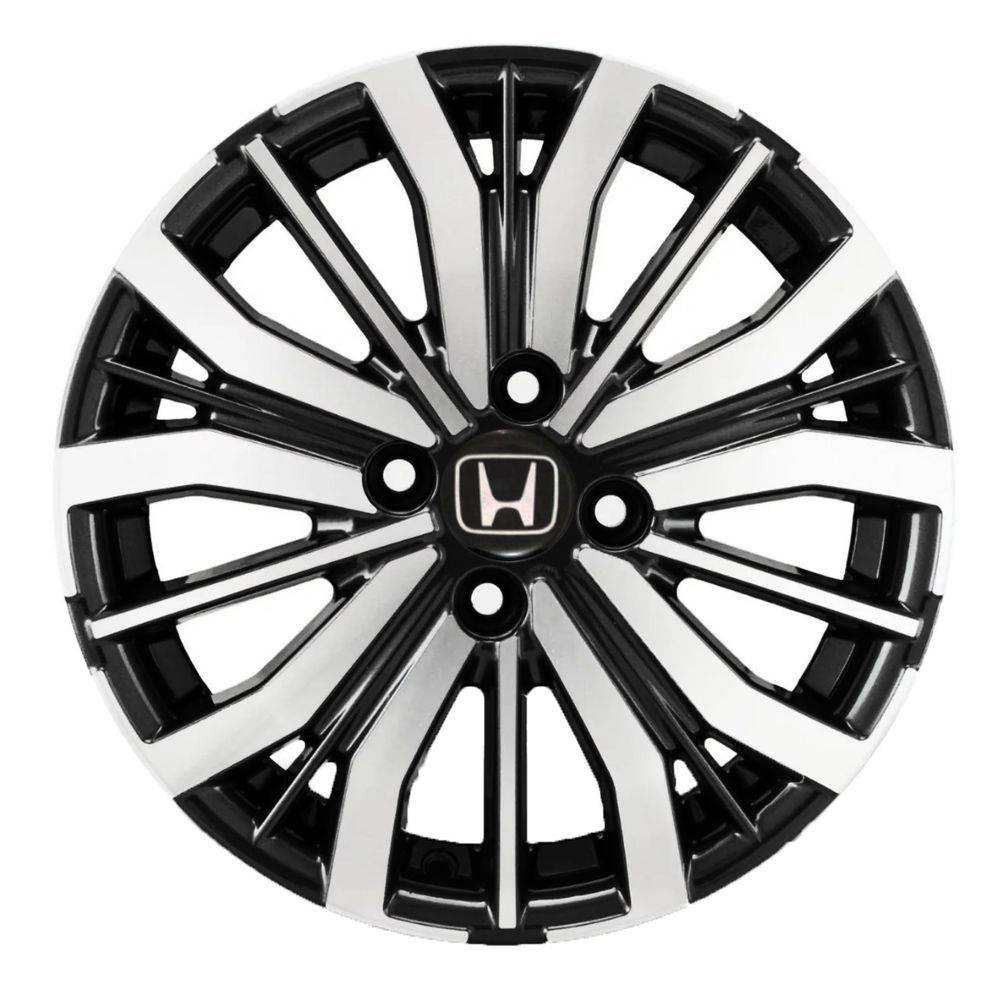Kit 4 Rodas Aro 15x6 Honda City 18 4x100 BD Krmai S04