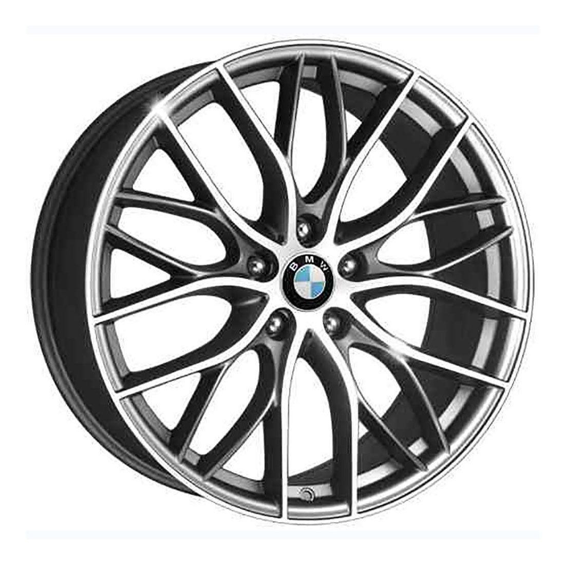 Kit 4 Rodas Aro 17x7 BMW 335i Biturbo 5x114,3 GD  Krmai R54