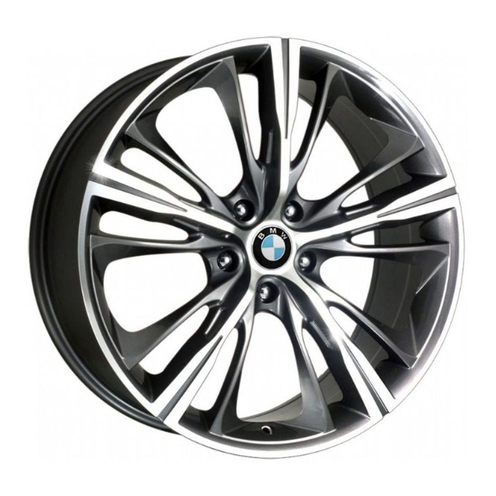 Kit 4 Rodas Aro 17X7 BMW Series 4 5x114,3 GD  Krmai R55