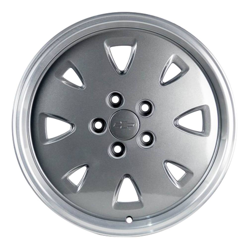 Kit 4 Rodas Aro 17x7 Gm Opala 92 5x114,3 GD Zk-540