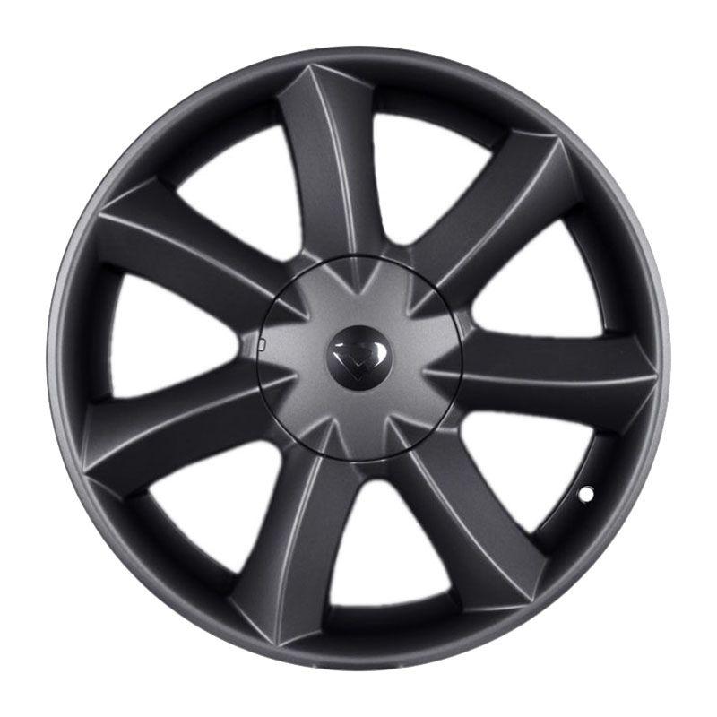 kit 4 rodas aro 18x7 Volcano Santorini  4X100/4X108 GF