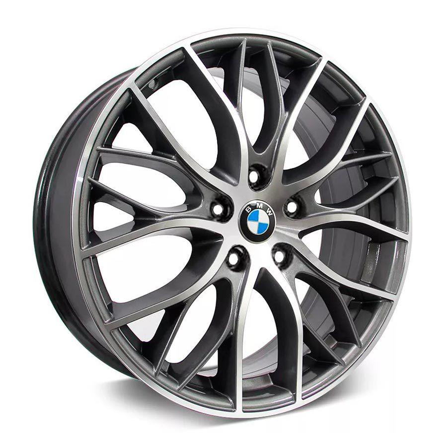 kit 4 Rodas Aro 20x7,5 BMW 335i Biturbo 5x105 GD Krmai R54