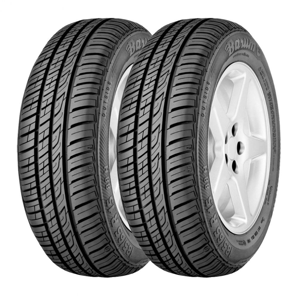 Kit Pneu Barum Aro 14 175/65R14 Brillantis 2 82T 2 Un