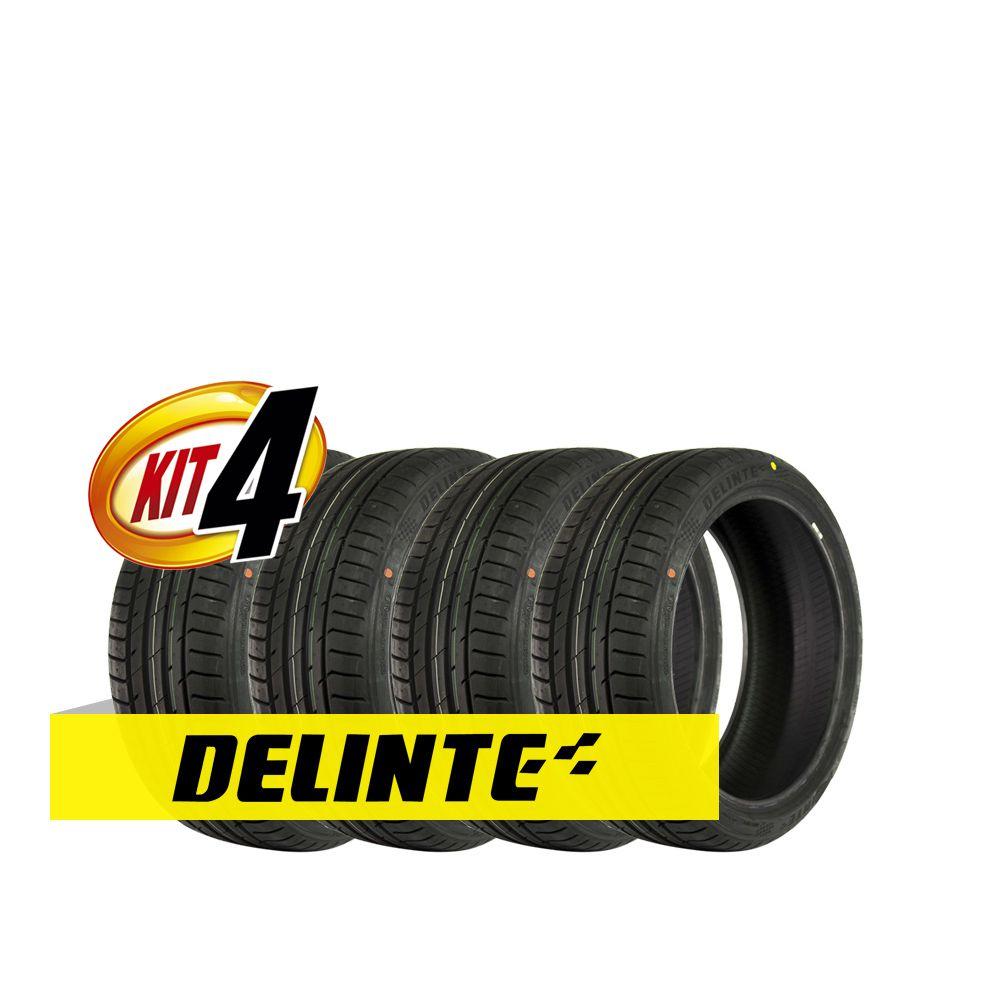 Kit Pneu Delinte Aro 17 205/40R17  DS7 Sport 84Y 4 unidades
