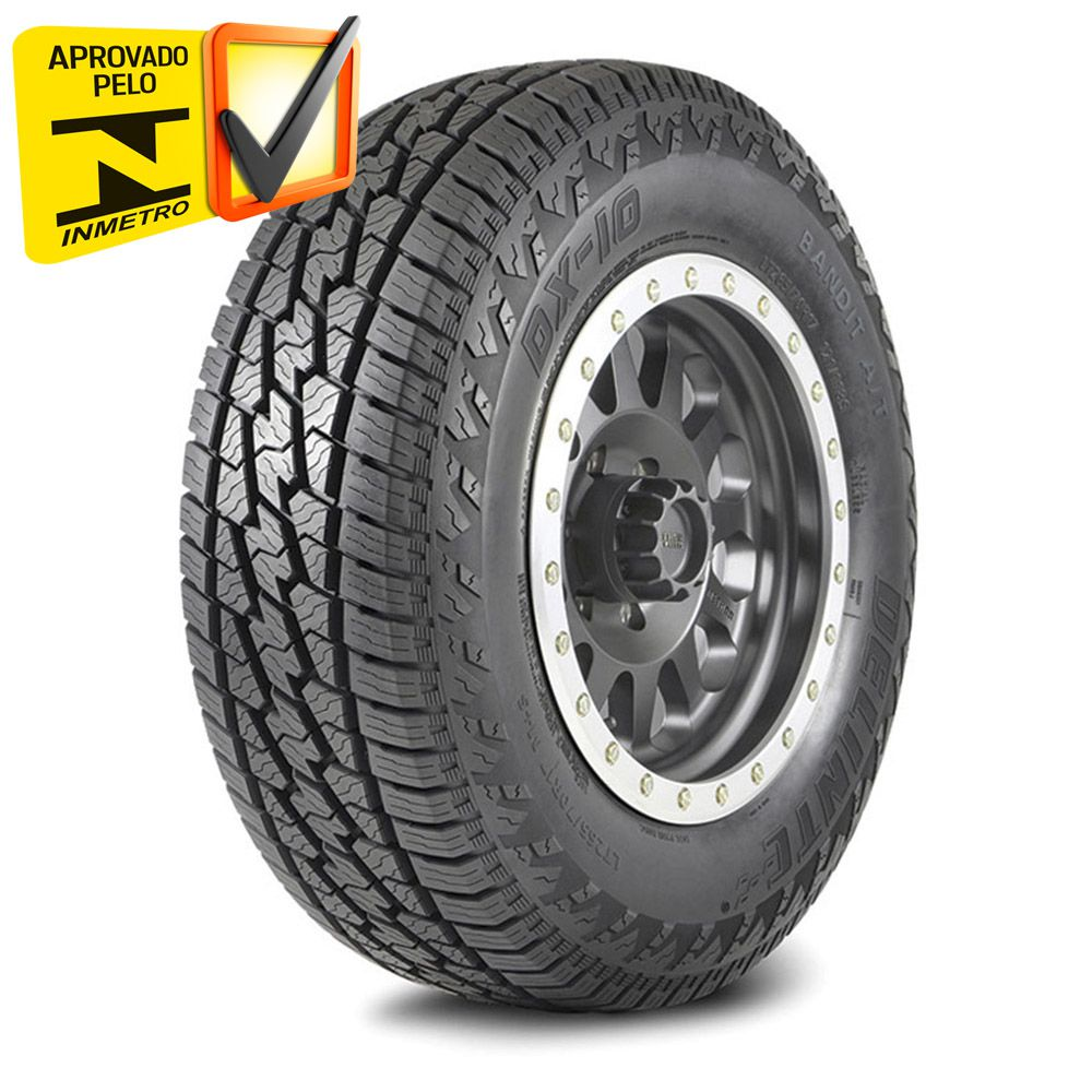 Kit Pneus Delinte Aro 16 225/70R16 DX-10 Bandit AT  103T 2 Unidades