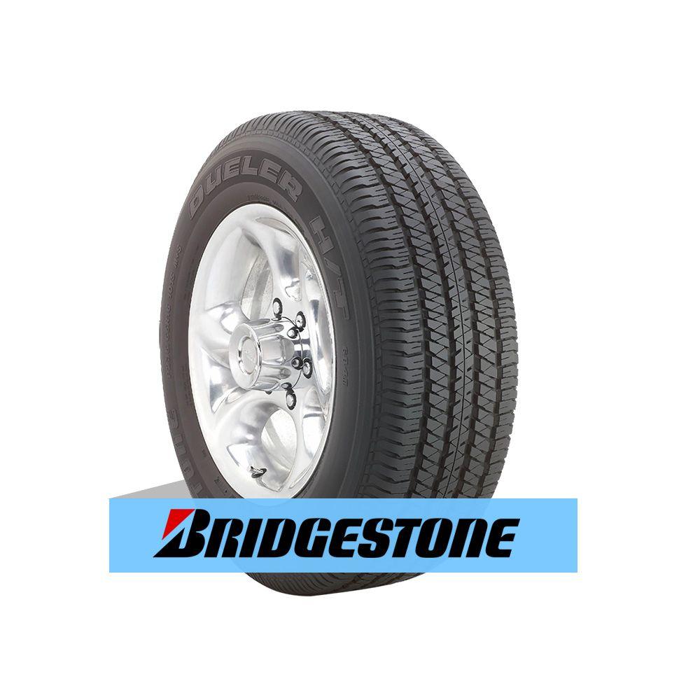Pneu Bridgestone 265/60 Aro 18  Dueler H/T 684 II 110H