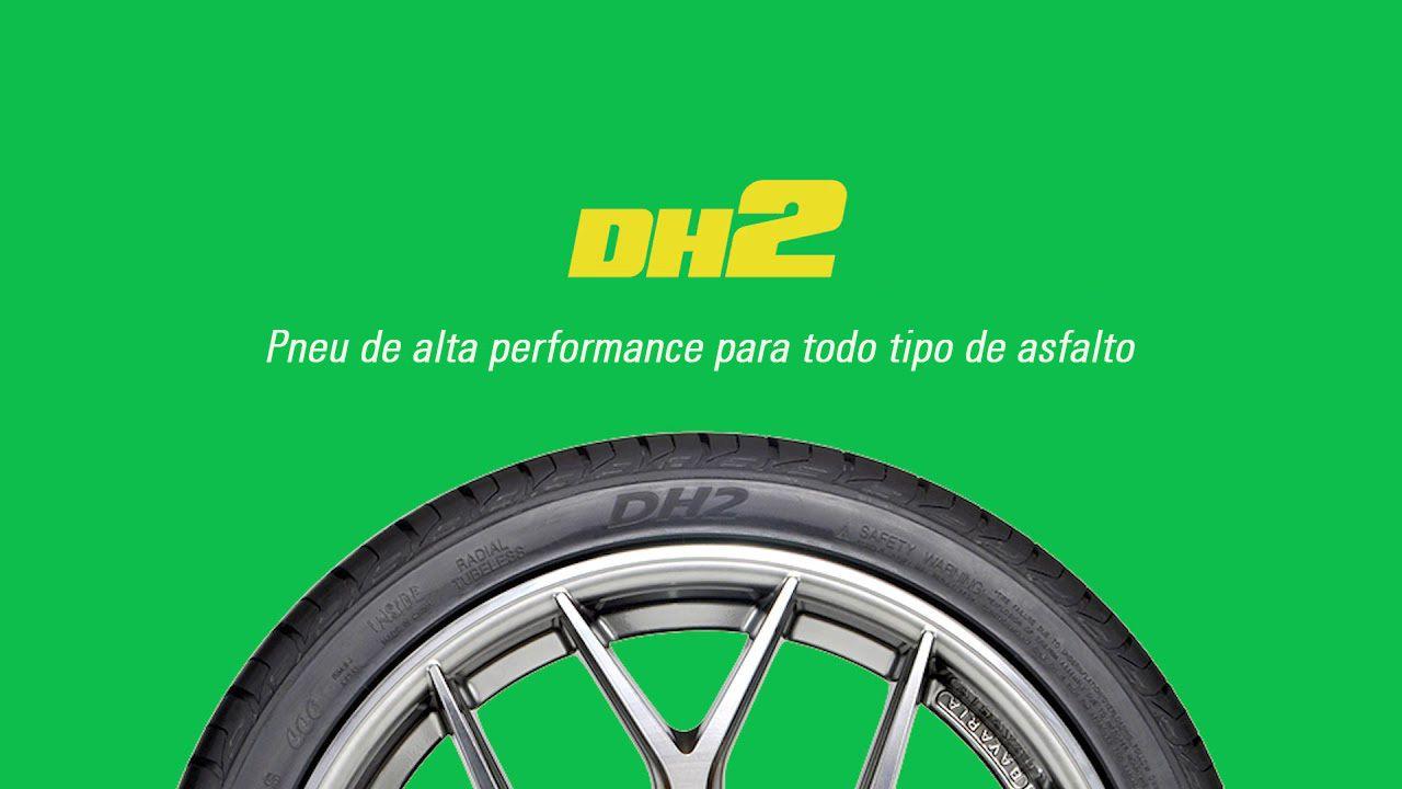 Pneu Delinte DH2 205/35R18 85V