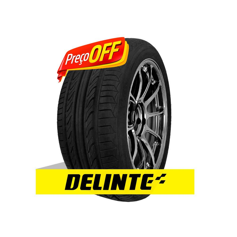 Pneu Delinte DH3 run flat 225/45R17 91W
