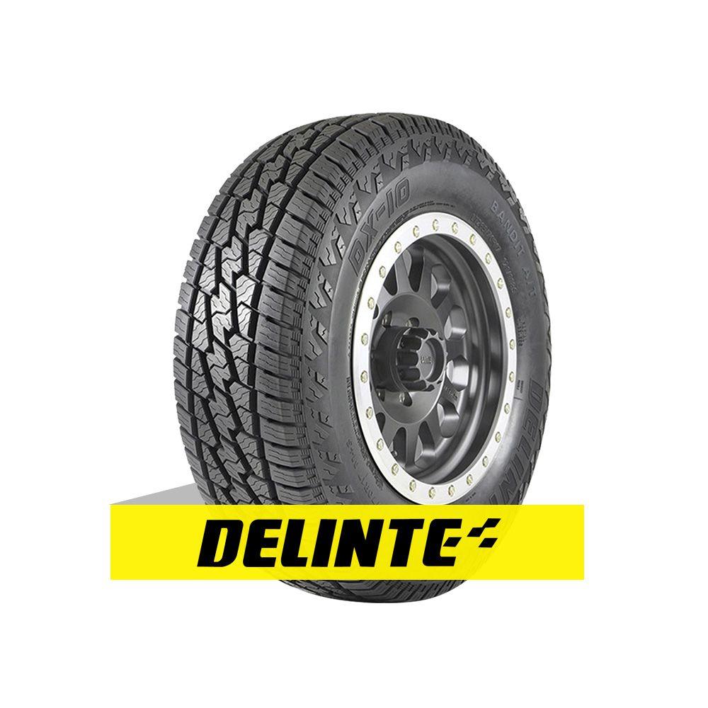 Pneu Delinte DX10 Bandit A/T 265/70R16 121/118S