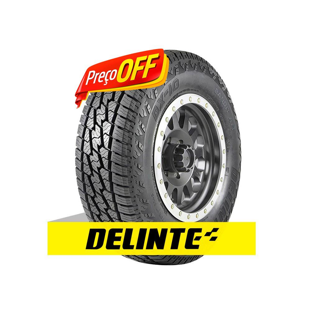 Pneu Delinte DX10 Bandit A/T 285/60R20 125/122S 10PR