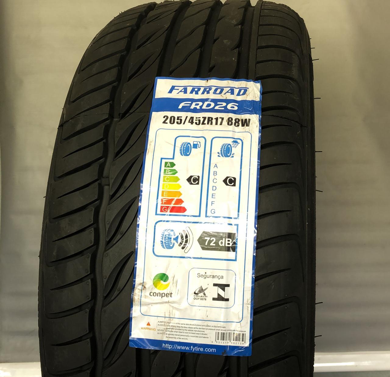 PNEU FARROAD 205/45 R17 FRD26 XL 88W