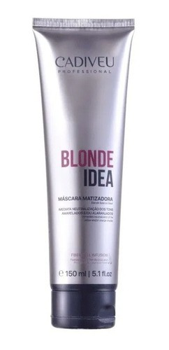 02 Mascara Matizadora Blonde Idea 150ml - Cadiveu
