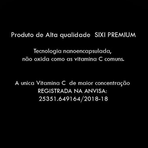 Kit Acido Hialuronico + Vitamina C 35% Alta Potencia - Sixi