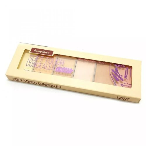 Corretivo Soft Touch Concealer Light Hb-8096 - Ruby Rose
