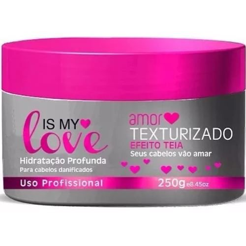 Is My Love Efeito Teia Mascara 250g Amor Texturizado - Uti