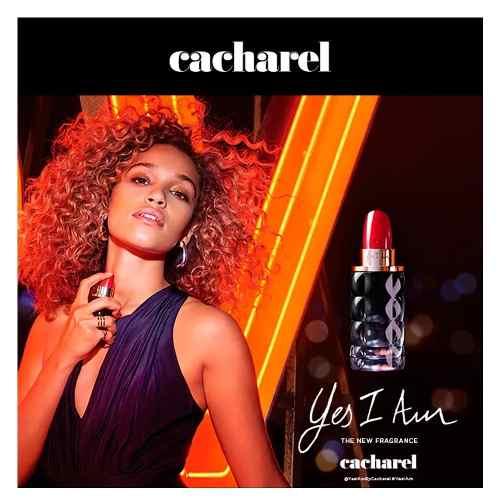 Yes I Am Cacharel - Edp 30ml - Cacharel - Perfume Femenino