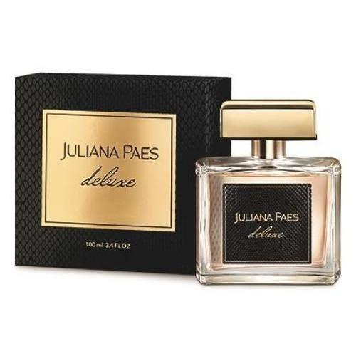 Juliana Paes Deluxe Deo Perfume Feminino 100 Ml