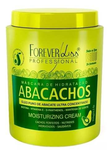 Mascara Abacachos Óleo De Abacate 950g - Forever Liss