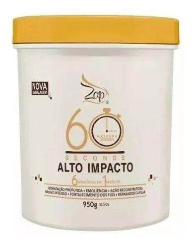 Mascara Alto Impacto 60 Segundos Mega Hidratacao - Zap