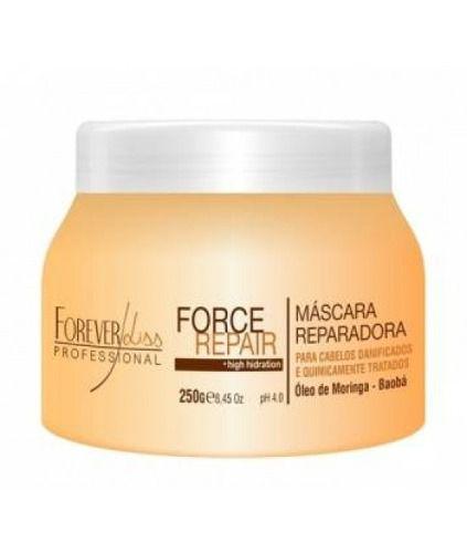 Máscara Force Repair 250g - Forever liss